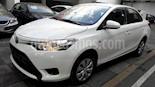 Foto venta Auto Seminuevo Toyota Yaris Sedan Core Aut (2017) color Blanco precio $175,000