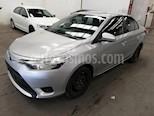 Foto venta Auto usado Toyota Yaris Sedan Core Aut color Plata precio $165,000