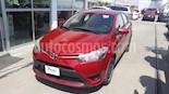Foto venta Auto usado Toyota Yaris Sedan Core Aut (2017) color Rojo precio $169,000