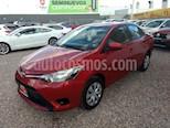 Foto venta Auto Seminuevo Toyota Yaris Sedan Core Aut (2017) color Rojo precio $189,000