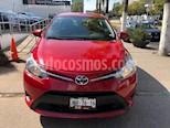 Foto venta Auto Seminuevo Toyota Yaris Sedan Core Aut (2017) color Rojo precio $205,000