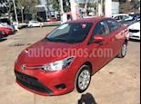 Foto venta Auto Seminuevo Toyota Yaris Sedan Core Aut (2017) color Vino Tinto precio $187,000