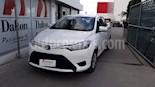 Foto venta Auto usado Toyota Yaris Sedan Core Aut (2017) color Blanco precio $169,000
