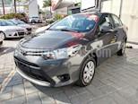 Foto venta Auto usado Toyota Yaris Sedan Core Aut color Gris precio $187,000