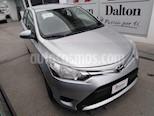 Foto venta Auto usado Toyota Yaris Sedan Core Aut color Plata precio $189,000