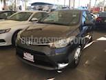 Foto venta Auto Seminuevo Toyota Yaris Sedan Core Aut (2017) color Gris precio $189,000
