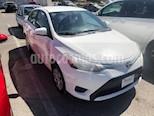 Foto venta Auto usado Toyota Yaris Sedan Core Aut (2017) color Blanco precio $165,000