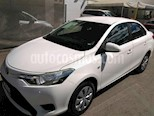 Foto venta Auto Seminuevo Toyota Yaris Sedan Core Aut (2017) color Blanco precio $179,000