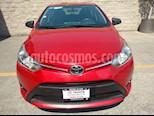 Foto venta Auto usado Toyota Yaris Sedan Core Aut (2017) color Rojo precio $198,000