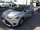 Foto venta Auto Seminuevo Toyota Yaris Sedan Core Aut (2017) color Plata precio $165,000