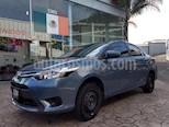 Foto venta Auto Seminuevo Toyota Yaris Sedan Core (2017) color Azul precio $190,000