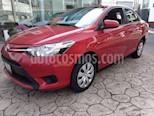 Foto venta Auto Seminuevo Toyota Yaris Sedan Core (2017) color Rojo precio $205,000