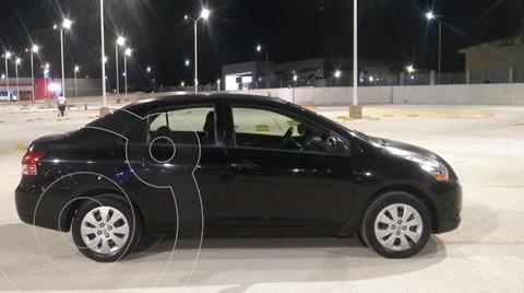 Toyota Yaris Sedan Core usado (2009) color Negro precio $88,000