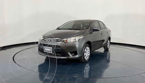 Toyota Yaris Sedan Core Aut usado (2017) color Gris precio $197,999