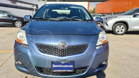 Toyota Yaris Sedan Premium Aut usado (2009) color Azul precio $119,000