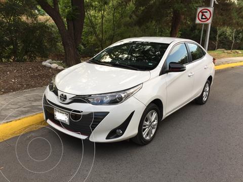 Toyota Yaris Sedan S usado (2019) color Blanco precio $219,000