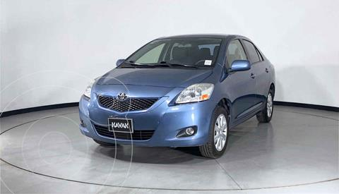 Toyota Yaris Sedan Premium Aut usado (2014) color Azul precio $154,999