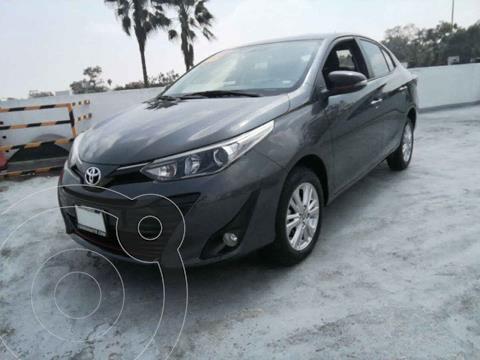 Toyota Yaris Sedan S usado (2018) color Negro precio $210,000