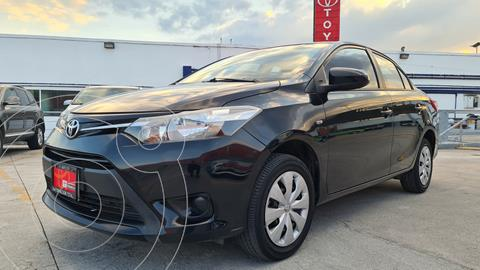 Toyota Yaris Sedan Core Aut usado (2017) color Negro precio $219,000