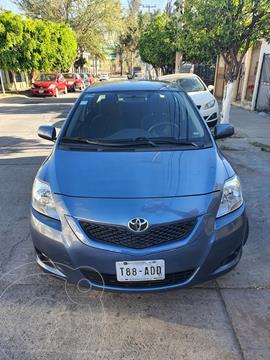 Toyota Yaris Sedan Premium usado (2015) color Azul precio $146,000