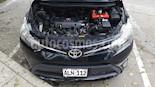 Toyota Yaris Sedan 1.3 GLi usado (2015) color Negro precio u$s8,700