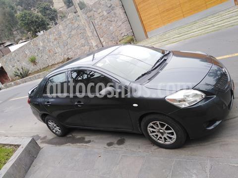 Toyota Yaris Sedan 1.3 usado (2008) color Gris Oscuro precio u$s7,500