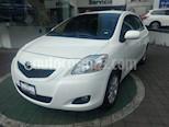 Foto venta Auto usado Toyota Yaris Sedan Premium Aut color Blanco precio $165,000