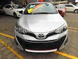 Foto venta Auto usado Toyota Yaris Sedan S Aut (2018) color Plata precio $240,000