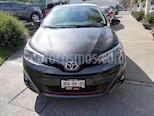 Foto venta Auto Seminuevo Toyota Yaris Sedan S (2018) color Gris Metalico precio $229,000