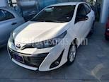 Foto venta Auto usado Toyota Yaris Sedan S (2019) color Blanco precio $225,500