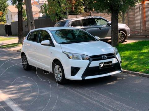 Toyota Yaris Sport 1.5 Sport  usado (2015) color Blanco precio $8.990.000