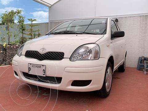 Toyota Yaris Sport  1.5L  usado (2005) color Blanco precio u$s11.000