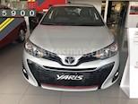 Foto venta Auto usado Toyota Yaris 1.5 S CVT (2019) color Gris Claro precio $950.100