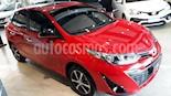 Foto venta Auto usado Toyota Yaris 1.5 S (2018) color Rojo precio $955.000