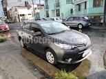 Foto venta Auto usado Toyota Yaris 5P 1.5L Core Aut (2017) color Gris Oscuro precio $185,000