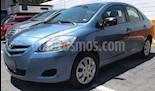 Foto venta Auto usado Toyota Yaris 5P 1.5L Core (2008) color Azul precio $89,900