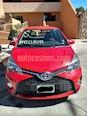 Foto venta Auto usado Toyota Yaris 5P 1.5L Core (2016) color Rojo precio $168,000