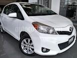 Foto venta Auto usado Toyota Yaris 5P 1.5L Premium Aut (2013) color Blanco precio $160,000