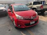 Foto venta Auto usado Toyota Yaris 5P 1.5L Premium Aut (2014) color Rojo precio $124,900