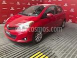 Foto venta Auto usado Toyota Yaris 5P 1.5L Premium (2014) color Rojo precio $169,000