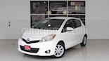 Foto venta Auto usado Toyota Yaris 5P 1.5L Premium (2014) color Blanco precio $170,000