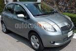Foto venta Auto usado Toyota Yaris 5P 1.5L Premium (2008) color Gris precio $85,000