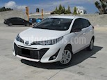 Foto venta Auto usado Toyota Yaris 5P 1.5L S Aut (2018) color Blanco precio $235,000