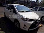 Foto venta Auto Seminuevo Toyota Yaris 5P 1.5L S Aut (2015) color Blanco precio $173,000