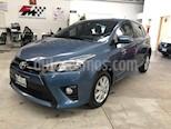Foto venta Auto usado Toyota Yaris 5P 1.5L S (2017) color Azul precio $205,000