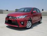Foto venta Auto usado Toyota Yaris 5P 1.5L S (2017) color Rojo precio $218,000
