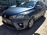 Foto venta Auto Seminuevo Toyota Yaris 5P 1.5L S (2017) color Azul precio $220,000