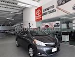 Foto venta Auto usado Toyota Yaris 5p Hatchback Premium L4/1.5 Aut (2014) color Gris precio $150,000