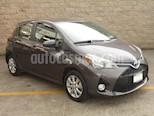 Foto venta Auto usado Toyota Yaris 5p Hatchback Premium L4/1.5 Aut (2015) color Gris precio $163,000