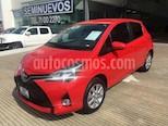 Foto venta Auto usado Toyota Yaris 5p Hatchback Premium L4/1.5 Man color Rojo precio $169,000